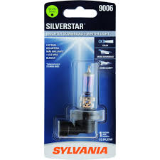 sylvania 9006 silverstar headlight contains 1 bulb walmart