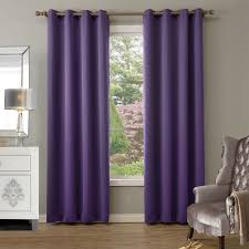120 Inch Length Blackout Curtains by Chadmade