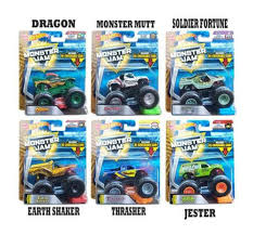 Jual Promo November Mainan Anak Hot Wheels Monster Jam - 21572 Di ... Hot Wheels Monster Jam Batman Vehicle Walmartcom Trucks Live Stay In Mcallen Tour Favourites 4 Pack Assorted Big W Test Subject Diecast With Wheel Wheelsreg Jamreg Favoritesreg Target Australia Mighty Minis Blind Styles May Vary Truck 2 Amazoncom Giant Grave Digger Mattel To Come Bloomington Next Year Iron Outlaw Monster Truck Jam Hot Wheels Ford Expedition Checker New Model 2013 Team Firestorm Youtube Julians Blog