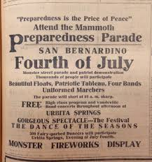 Pumpkin Patch Yucaipa Hours by 100 Years Ago In Redlands July 4th 1916 Celebrated With Fireworks