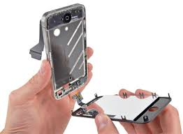 How to open iPhone 4 to Replace Battery and Remove SIM Card