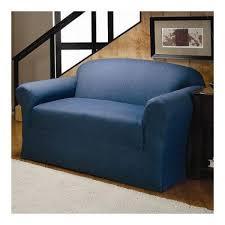 Cindy Crawford Denim Sofa by Sofa Cover