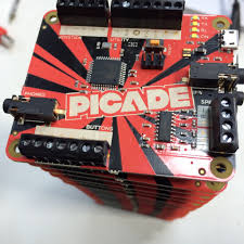 Raspberry Pi Arcade Cabinet Kit Uk by Picade Raspberry Pi Based Mini Arcade Cabinet Finally Launched