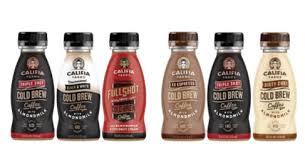 Dunkin Donuts Pumpkin Spice Latte Caffeine by Califia Farms Coffee Caffeine Amounts