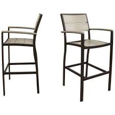 Bar Height Trex Outdoor Furniture Outdoor Bar Stools Outdoor