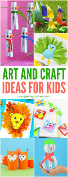 83 Most First Class Fun Crafts And Easy For Toddlers Age 3 Kids Arts Year Olds Art Projects