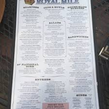El Patio Menu Des Moines Iowa by The Royal Mile 62 Photos U0026 113 Reviews Pubs 210 4th St Des