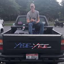 Merica Windshield Decal (36