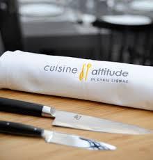 cuisine attitude cyril lignac cours de cuisine cyril lignac