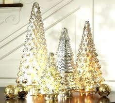 Rose Gold Christmas Tree Gorgeous Design Ideas Artificial Mini Skirt