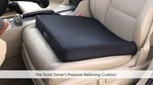 The Truck Driver's Pressure Relieving Cushion - YouTube Orthopedic Office Memory Foam Truck Bus Car Drivers Seat Cushion The Gseat Ultra The Best Seat Cushion For Truckers And Heavy Linkbelt To Debut 175at Article Act Wonderful Gel For Chair Desk Smart In Student Gelco Gseat Ultra Youtube Best Cushions Long Drives Distances Mostcraft Vehemo Front Driver Cover Lavender Durable Maxiaids Lift Smelov 2018 New Comfort Memory Foam Ergonomic Airplane Amazoncom With Strap Thick 3 Inch Auto Wedge 5 R J Trucker Blog 10 Most Comfortable Pads Pain
