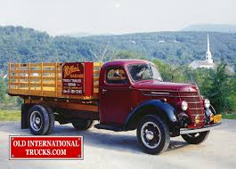 International Photo Archives • Old International Truck Parts