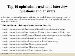 Optometric Technician Jobs Resume Sample Ophthalmic Certified