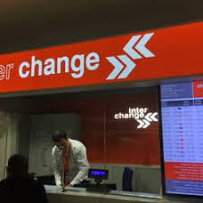 inter change bureau de change schengenská ruzyně prague