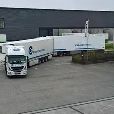 100 Refrigerated Trucking Companies REFRIGERATED TRANSPORT AND GROUPAGE Cosoltrans