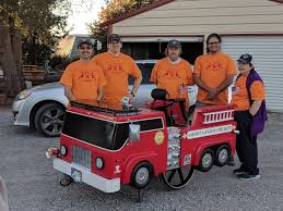 100 Fire Truck Halloween Costume After Learning About The Magic Wheelchair Program At Nation Of
