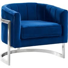 Kamila Accent Chair In Tufted Blue Velvet On Brushed Stainless By Armen  Living Hayworth Accent Chair In Cobalt Blue Moroccan Patterned Big Box Fniture Discount Stores Miami Shelley Velvet Ribbed Mediacyfnituhire Boho Paradise Tall Colorful New Chairs Divani Casa Apex Modern Leatherette Spatial Order Hudson With Metal Frame Solo Wood Chairr061110cl Meridian Fniture Tribeca Navy Sofamania On Twitter Feeling Blue Velvety Both Enjoy
