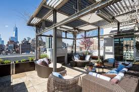 100 Penthouse Soho B Is A Magnificent Apartment In SoHo New York
