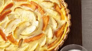 kürbis apfel kuchen