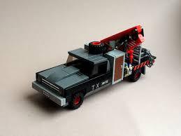 Oilfield Service Truck/Oilfield Maintenance Truck   Lego, Lego Ideas ...