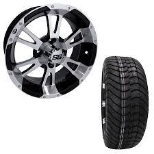 100 14 Inch Truck Tires Gem Golf Cart Wheel And Tire Combo 205x40x DOT Radials Petes