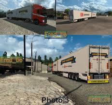 100 Truck Tandems 25 Tandem Meter ETS 2 Mods