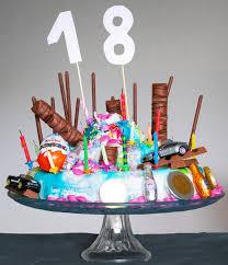 kuchen für den 18 geburtstag geburtstagskuchen für jungs