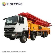 100 Concrete Pump Truck For Sale Used Putzmeister 38m Excellent ConditionUsed Pm