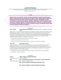Child Care Resume Australia Preschool Director Teacher Examples Awesome Objectives Template Ideas