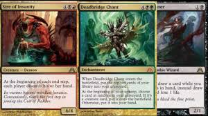 mtg deck ideas magic the gathering s maze deck ideas