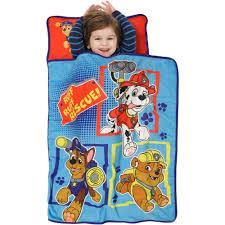 Nickelodeon Paw Patrol Ruff Ruff Rescue Toddler Nap Mat Walmart