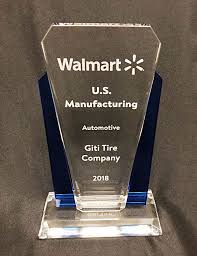 Giti Receives Walmart Manufacturing Award - Giti USA Firestone Desnation At Tire P23575r17 Walmartcom Tires Walmart Super Center Lube Express Automotive Car Care Kid Trax Mossy Oak Ram 3500 Dually 12v Battery Powered Rideon How To Get A Good Deal On 8 Steps With Pictures Wikihow For Sale Cars Trucks Suvs Canada Seven Hospitalized Carbon Monoxide Poisoning After Evacuation Light Truck Vbar Chains Autotrac And Suv Selftightening On Flyer November 17 23 Antares Smt A7 23565r17 104 H Michelin Defender Ltx Ms Performance Allseason Dextero Dht2 P27555r20 111t