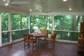 Diy Screened In Porch Decorating Ideas by Front Porch Decorating Ideas From Around The Country Diy Deck