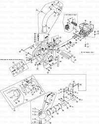100 Truck Loader 3 Billy Goat HTR180V Billy Goat Vacuum Parts Assembly