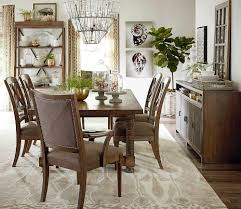 Should You Put A Rug Under Dining Room Table Contemporary Pictures