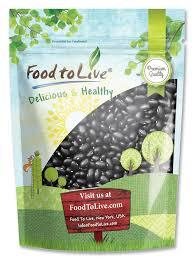 Black Beans Premium Small Bag