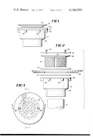 Bathtub Drain Leaks Diagram by Patent Us4146939 Drain Fitting For Pre Formed Or Pre Assembled