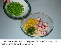 Toasting Pumpkin Seeds In Microwave by Ritzy Rice Salad To Make This Rice Salad You Need 100g Cooked
