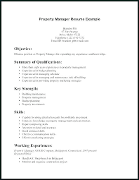 Military Leadership Resume Examples With