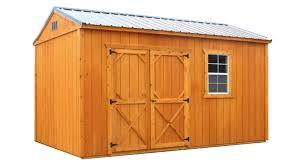 Derksen Best Value Sheds by Cumberland Buildings Storage Cabins Portable Sheds