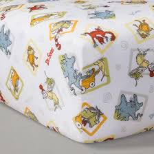 Dr Seuss Baby Bedding by Dr Seuss By Trend Lab Crib Bedding Set Friends 5pc Target