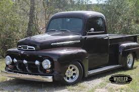 100 Ford F1 Truck 1951 Pickup AC For Sale 117267 MCG