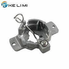 2x for mercedes 320 bracket aluminum base h1 hid bulbs
