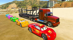 Disney Cars 2 🚒🚓🚑 Mack Truck Transportation | Lighting Mcqueen ... Buy Dickie Rc Turbo Mack Truck Cars 2 124 Online At Low Prices In Disneypixar Super Track Playset 2in1 Transforming Hauler Car Wash Cars With Lightning Mcqueen Lego 8486 Disney Pixar Macks Team 374p Inkl Amazoncouk Electronics Cek Harga Disney Toys 2pcs Mcqueen 100 Original No95 155 Toy Trailer Itructions Transportation Lighting Big 3 Diecasts Vehicles