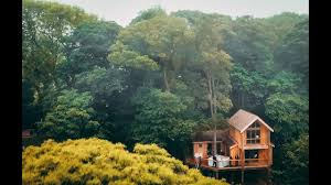 100 Tree Houses With Hot Tubs Huge Luxury Treehouse Hot Tub Install Sunbelt Spas YouTube