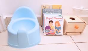 activité petits le cas du pot la propreté de bebe