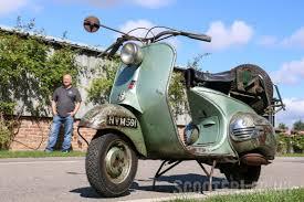 Peter Greens Rod Model Vespa