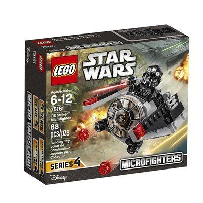 Lego Star Wars Tie Striker Microfighter Building Kit