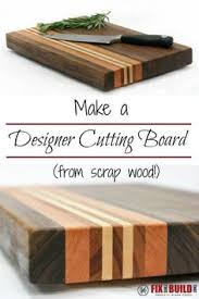 how to make a cutting board from any wood cuttings woodworking