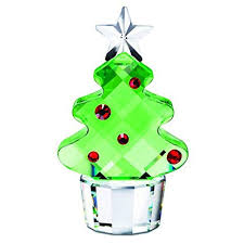 Swarovski Crystal Medium Felix The Christmas Tree